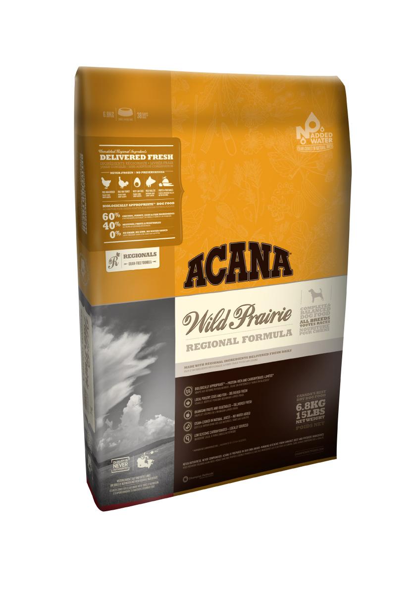 Acana Wild Prairie Dog 6,8 plus DOPRAVA ZRARMA!