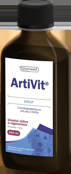 Nomaad Artivit sirup 200ml