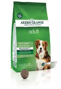 Arden Grange Adult rich in fresh Lamb a Rice 12kg plus DÁREK a DOPRAVA ZDARMA!
