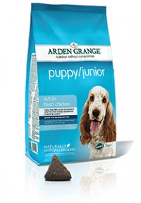 Arden Grange Puppy Junior rich in fresh Chicken 12kg plus DOPRAVA ZDARMA!