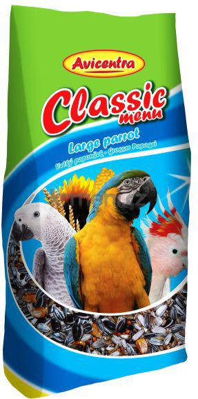 Avicentra velký papoušek 1kg