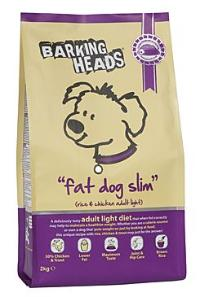 Barking Heads Fat Dog Slim 6kg plus DÁREK!
