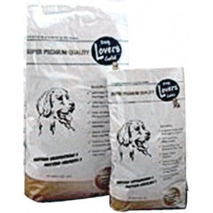 Dog Lovers Gold Original Formula 13kg plus DOPRAVA ZDARMA!