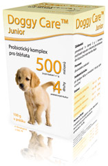 Doggy Care Junior probiotika štěně 100g