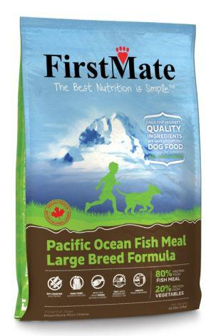 FirstMate Pacific Ocean Fish Large Breed 13kg + DOPRAVA ZDARMA!