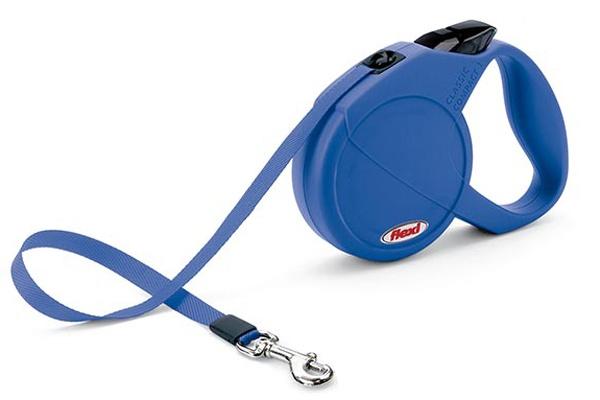 Flexi Classic Compact 2 modré 5m, 25kg