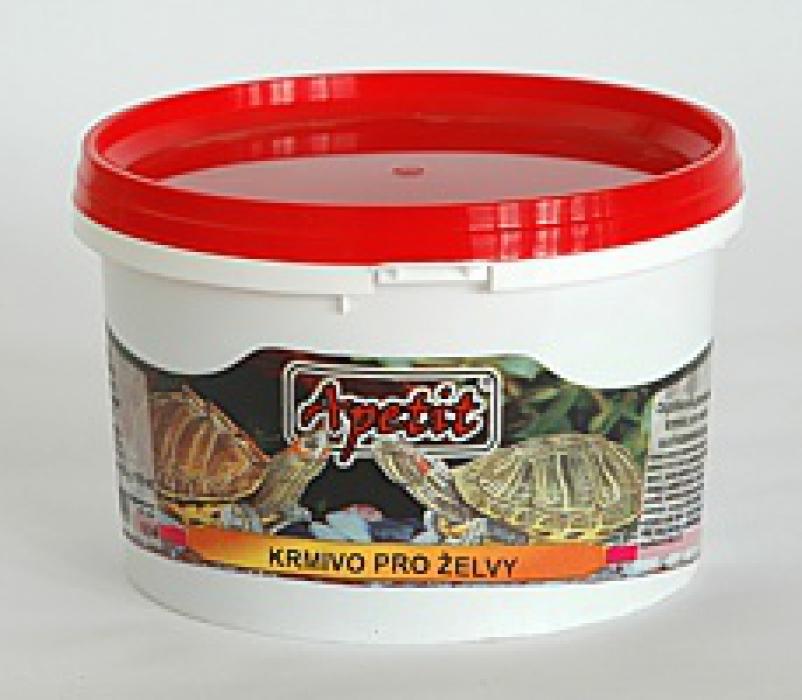 Apetit granulované krmivo pro želvy 150g