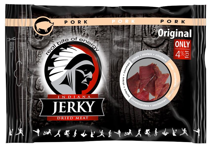 Jerky Original 100g - vepřové sušené maso
