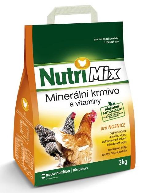 Nutri Mix pro nosnice 3kg
