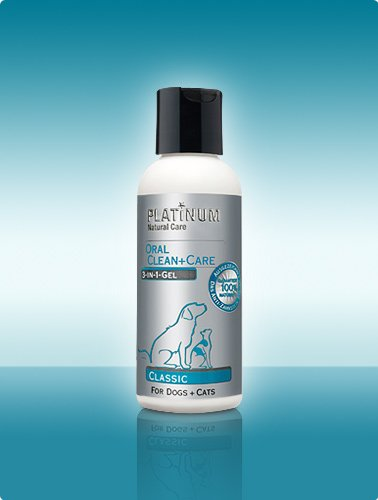 Platinum Natural Oral Clean a Care Classic Gel 120ml