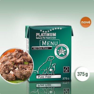 Platinum menu ryby 375g