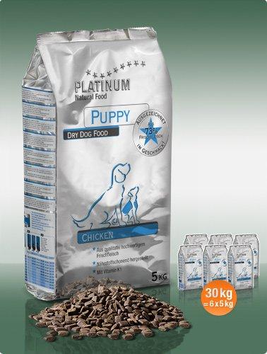 Platinum Natural Puppy Chicken 30kg plus DÁREK a DOPRAVA ZDARMA!