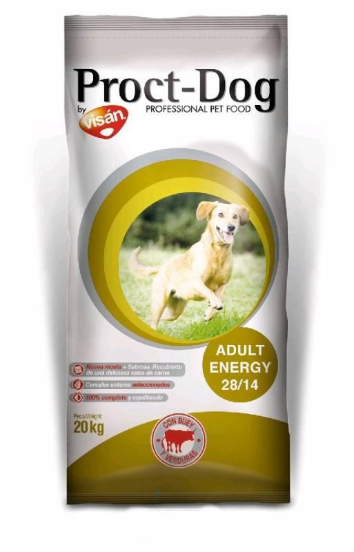 Proct Dog Adult Energy 20kg