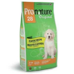 Pronature 28 Puppy Large Breed 15kg plus DOPRAVA ZDARMA!