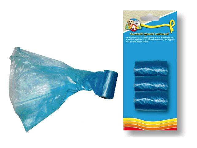 Hygienické sáčky na výkaly 3x20ks