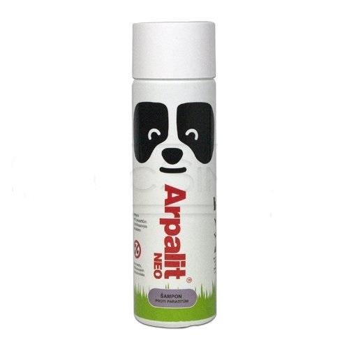 Arpalit Neo antiparazitni šampon s bambusovým extraktem 250ml
