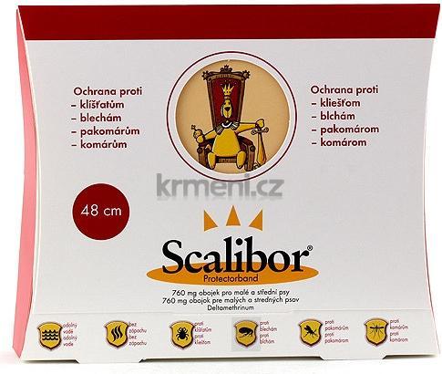 Scalibor antiparazitní obojek 48cm