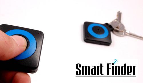 SmartFinder jednoduchý lokátor