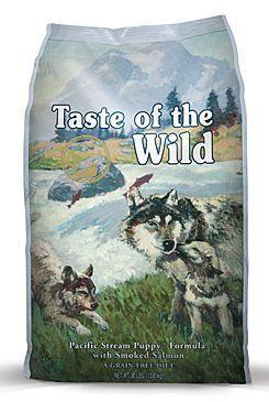 Taste of the Wild Pacific Stream Puppy 13kg plus DÁREK a DOPRAVA ZDARMA!