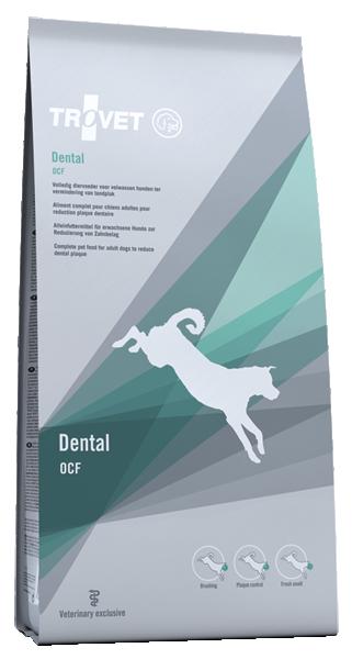Trovet Dental dog 10kg DOPRAVA ZDARMA!