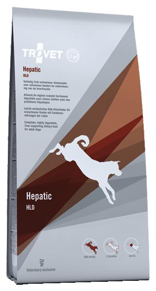 Trovet Hepatic HLD 12,5kg plus DOPRAVA ZDARMA!
