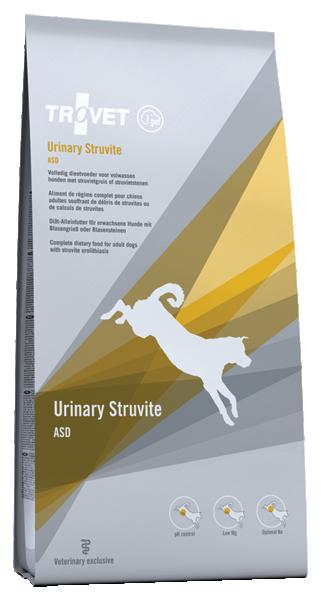 Trovet Urinary Struvite ASD 12,5kg plus DOPRAVA ZDARMA!