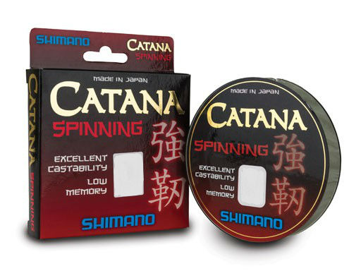 Vlasec Shimano Catatna Spinning 0,185mm, 150m