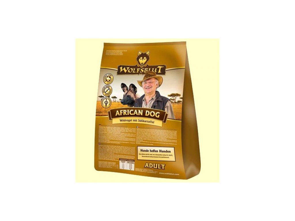 Wolfsblut African Dog 15kg plus DOPRAVA ZDARMA!