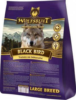 Wolfsblu Black Bird Large Breed 15kg plus DOPRAVA ZDARMA!