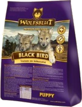 Wolfsblut Black Bird Puppy 15kg plus DOPRAVA ZDARMA!