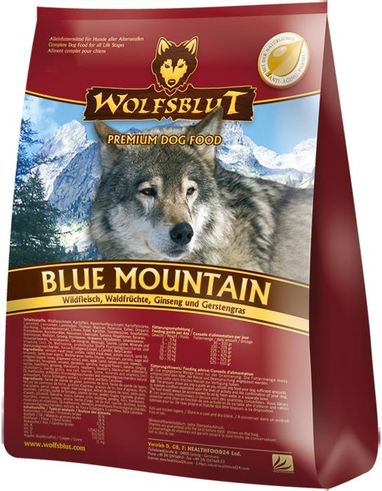 Wolfsblut Blue Mountain 15kg plus DOPRAVA ZDARMA!