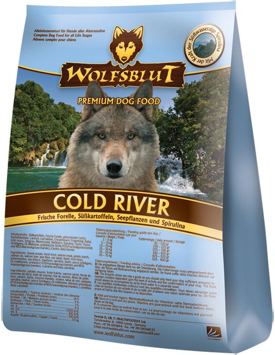 Wolfsblut Cold River 15kg plus DOPRAVA ZDARMA!