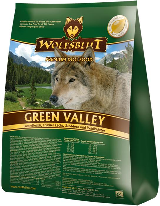 Wolfsblut Green Valley 15kg plus DOPRAVA ZDARMA!