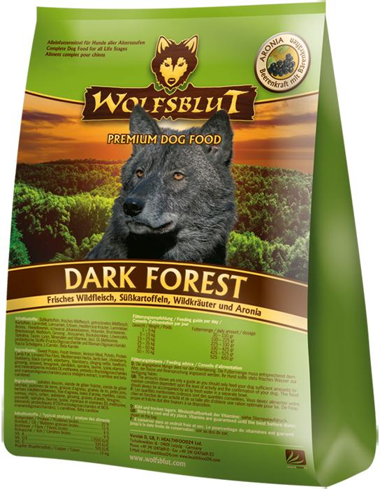 Wolfsblut Dark Forest 2kg